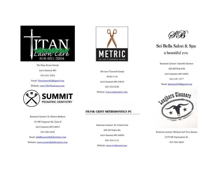 PTA Business Memberships for Directory_3