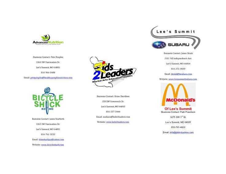 PTA Business Memberships for Directory_4