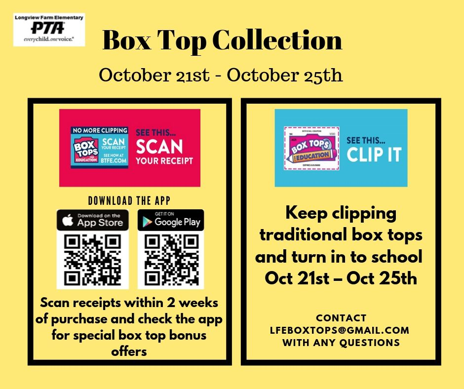 Box Top Collection Oct. 21st (1)